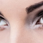 Crni smokey eyes